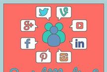 Social Media Marketing / Useful advice and statistics in relation to the major social media platforms.