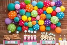 Fiestas de cumpleaños // Birthday parties for kids / Ideas para celebrar las fiestas de cumpleaños más divertidas para los reyes de la casa.