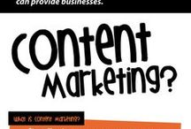 Content Marketing / All about content marketing: advice,hints & tips
