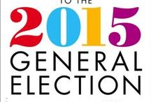 General Election 2015 / The General Election is fast approaching. Here are our recommended reads ahead of May 2015.