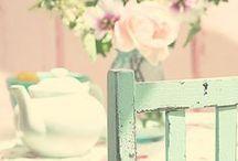 Bea *TEA* ful / Black tea, Chai tea, Jasmine, Camomile ... Any tea is tea for me.    Tea for two Tea for you!