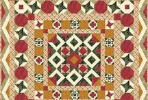 """Patchwork """"The Many Designs of Friendship"""""""