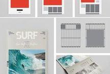Graphic Design tutorials/process