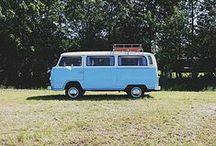Volkswagen VW T2 bus huren in Friesland / Ben je op zoek naar een VW T2 busje? Je bent bij It Blauwe Buske aan het juiste adres!