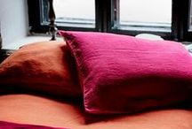 Christmas / Linen bedlinen from lango-home.com