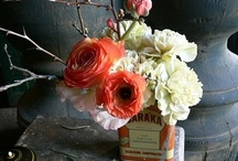 Fantastic Flowers / As A Florist I Know What Looks Fantastic. These Are Fantastic Flowers :) / by Zoë-Lee Turmaine