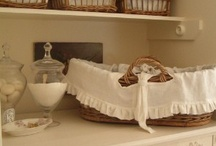 Laundry Room / How to make Romantic a Washing day