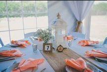 Wedding Reception inspiration / Inspiration for ideas for wedding receptions