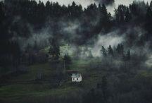la la land / Little places and secret spaces