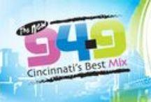 Music We Love / by Mix 94.9 Cincinnati