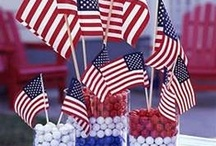 4th of July Decorating Ideas / Fun ideas & tips for decorating during the holidays!  / by Mix 94.9 Cincinnati