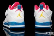 Jordan shoes / by Stormie Teal