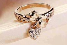 Rings / by Stormie Teal