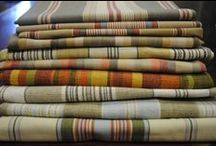FABRIC: Bahama Stripes / Don't get too exited about this range!  Much has been discontinued but some short ends available.  Give us a call re stock levels. 100% cotton.