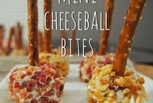 Game Day Recipes / From desserts to snacks we have your recipes for all the big games! / by 94.9 Cincinnati