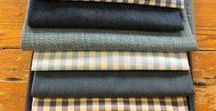 FABRIC: Dip Into Denim / A great collection of denims. Suitable for curtaining and upholstery.