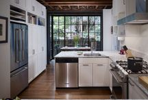 Kitchen / bright and beautiful kitchen spaces. renovation ideas