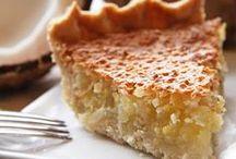 Recipes: Desserts / by Rae Fox