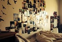 :: dorm room inspiration / just some pictures, quotes, ideas for my dorm room