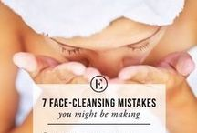 Face Cleansing / Cleansing is a skincare essentialfor health skin. This board shows cleaning tips and products.