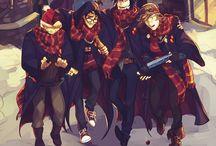 Harry Potter / Basic muggles