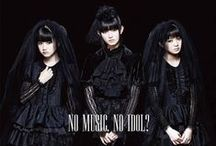 BABYMETAL  ベビーメタル / The band BABYMETAL, which is mix of J-pop and metal. #sorrynotsorry