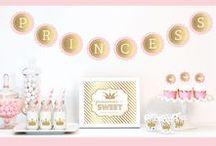 Princess & Prince Party Ideas