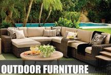 Patio Furniture / Bring the comfort of your living room outdoors!