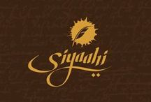 Design Portfolio: Siyaahi / Siyaahi is a not-for-profit initiative by Yellow Cursor to inform and inspire people about the cultural, intellectual, and creative importance of handwriting.