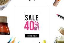 Products On Sale - Korean Make-Up UK & Europe