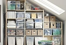 Organization/Housekeeping / by Amy S