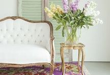 "I N T E R I O R / ""There is nothing like staying at home for real comfort."" - Jane Austen / by Danielle Felip"
