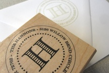 SYP Paper Lovelies / Sincerely Yours Paper offers a line of signature Southern-esque stationery and other pretties that are timeless, charming and so so fun!  Shop the SYP etsy store! / by Amy Hannon