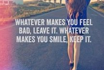 Quotes / by Brooklyn Smith