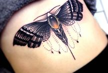 Ink / If I ever get a tattoo it'll look something like this...