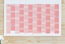 2014 Diaries & Calendars / by kikki.K