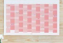 2014 Diaries & Calendars / by kikki.K