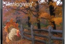 Thanksgiving / by Barbie Anderson