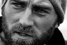 Beards ...  / Bearded gentleman I find quite attractive