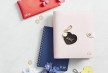 Seasonal Leather Accessories / Say hello to our new season Leather Collection inspired by the latest fashion colours. Discover stylish Planners, Travel Wallets, Compendiums and more today. www.kikki-k.com