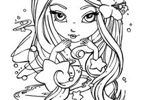 All coloring images / Coloring images, stamps, & digi stamps to color / by Nelly Rojas