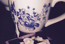 Tea time <3 / Ik hou van thee! <3 Mijn thee momentjes en thee inspiratie.