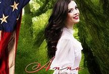 American Mail-Order Brides Series / 45 of your favorite Western historical authors have written 50 connected books, each set in a different state. They will release one a day, beginning November 19, 2015.  The FREE prequel sets the stage and introduces you to the series. My contribution, ANNA: BRIDE OF ALABAMA will release Dec. 10, 2015.