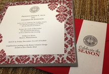 Events' Invitations / by Northeastern Events