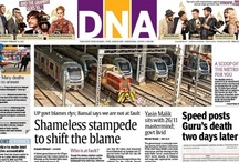 Front pages / by Daily News and Analysis (dna)