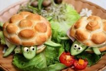 Cute food idea (‐^▽^‐)