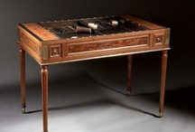 Antique Game Tables
