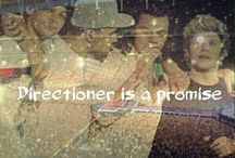 One Direction<3 / I <3 these five singing idiots!! Even though Zayn left, he will always be part of One Direction! / by Grace<3
