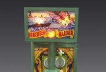 Vintage Arcade Games
