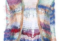Machine Knitting / Ideas for machine knitting